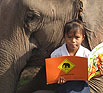 Reading with Elephants